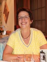 Das Foto zeigt die Seniorenbeauftrage Ute Nass